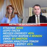 Γιάννης Βρούτσης :Συντάξεις- Έρχεται ανατροπή στις πληρωμές τους- Αναλυτικά