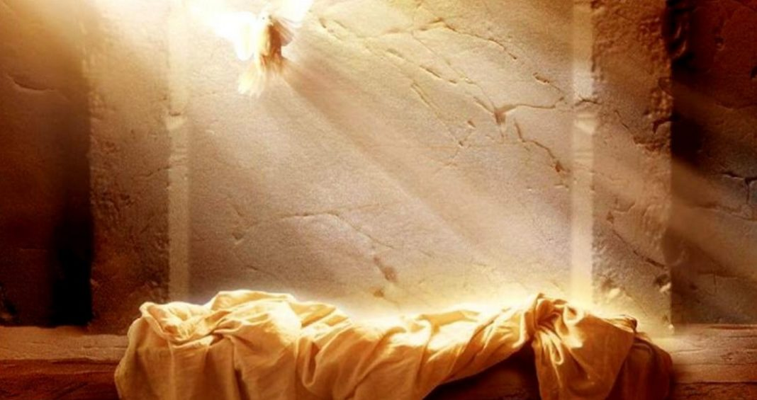 Ο Θείος λόγος και η θυσία της Σταύρωσης ας καθοδηγούν την σκέψη μας για να βλέπουμε πίσω με κατανόηση και συμπόνια μπροστά με ελπίδα, γύρω μας με αγάπη .