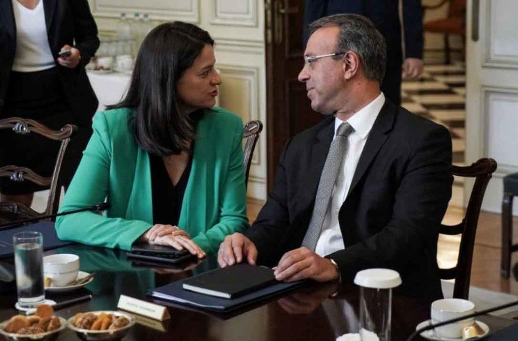 δηλώσεις Σταικούρα. Ο υπουργός οικονομικών προ ημερών μας διαβεβαίωσε πως το ταμείο της Ελλάδας