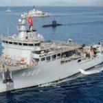 Επικίνδυνα παιχνίδια :Οι Τούρκοι στέλνουν πλοία νότια της Κρήτης