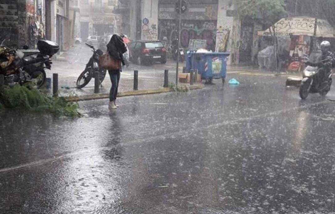 Καιρός: Έκτακτο δελτίο επιδείνωσης του καιρού εξέδωσε νωρίς το μεσημέρι της Παρασκευής (31/07) η ΕΜΥ