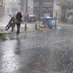 Πέφτει η θερμοκρασία - Αναμένονται βροχές και καταιγίδες