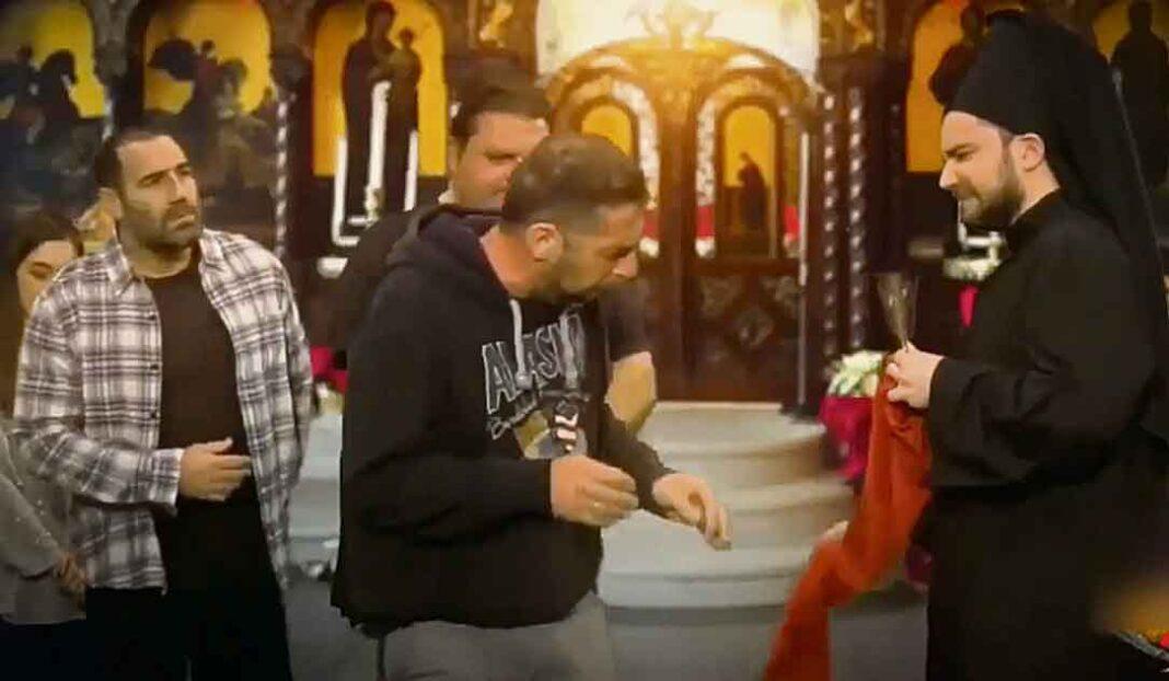 Σε δικαστικές περιπέτειες μπαίνουν όπως φαίνεται ο Αντώνης Κανάκης και οι «Ράδιο Αρβύλα», μετά από μήνυση εκκλησιαστικού site, αναφορικά με το βίντεο