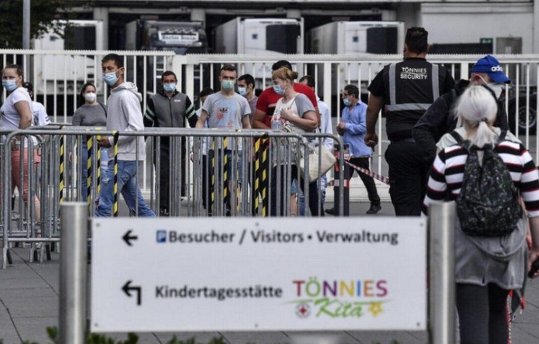 Δεύτερο lockdown στη Γερμανία