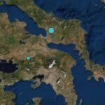 Σεισμός  στη Χαλκίδα - Έγινε αισθητός σε περιοχές της Αττικής