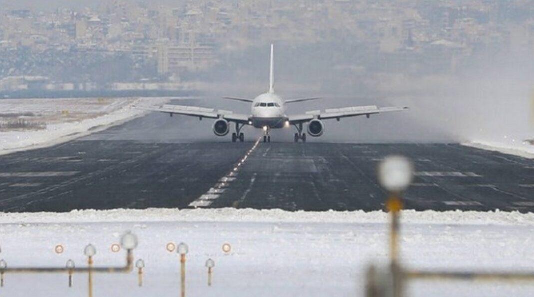 Αναγκαστική προσγείωση πραγματοποίησε το απόγευμα της Παρασκευής στο αεροδρόμιο
