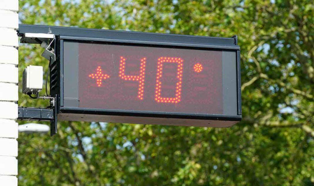 «Καμίνι» όλη η χώρα – Αναλυτική πρόγνωση με τις περιοχές που θα σημειωθούν οι υψηλότερες θερμοκρασίες