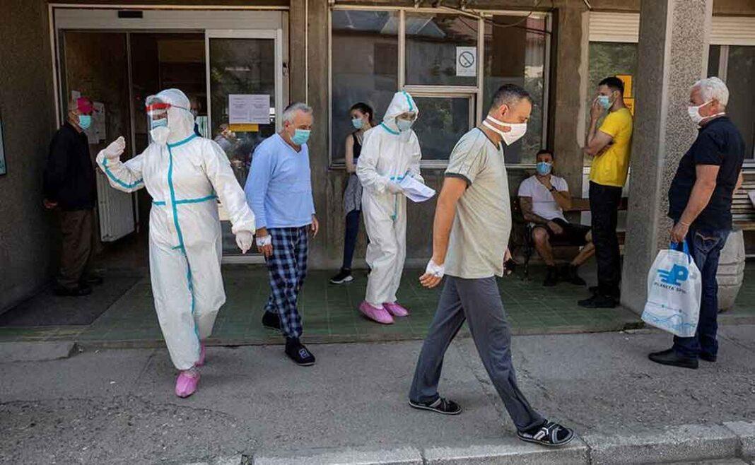 Η πρωτεύουσα της Σερβίας κηρύσσεται σε κατάσταση έκτακτης ανάγκης για τουλάχιστον δύο εβδομάδες, μετά την αύξηση