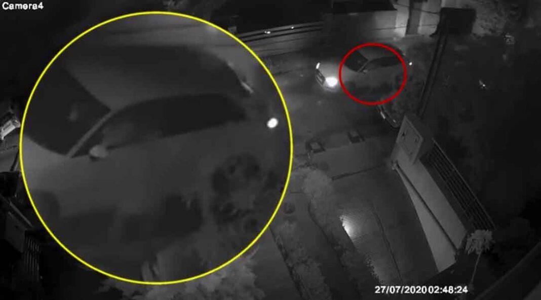 Συγκλονιστικό βίντεο από την απόπειρα δολοφονίας του δημοσιογράφου Στέφανου Χίου