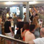 Σύρος: «Εξεγέρθηκαν» οι επιβάτες στο «WorldChampion» της SeaJets -Εφοδος του λιμενικού στο πλοίο