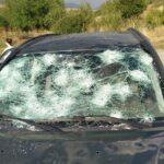 Καστοριά: Έριξε χαλάζι σε μέγεθος μπάλας τένις - Μεγάλες ζημιές