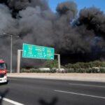 Φωτιά στη Μεταμόρφωση: Τρομακτική εκτίμηση για το τοξικό νέφος