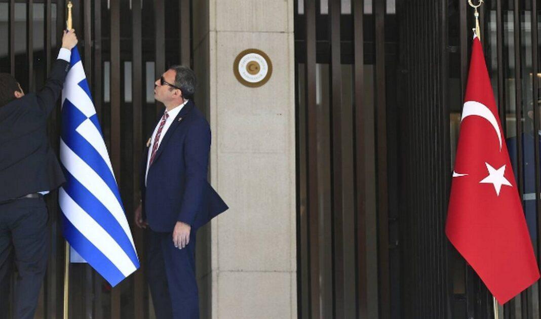 Το τουρκικό υπουργείο Εξωτερικών κάλεσε τον Έλληνα πρέσβη λόγω πρωτοσέλιδου ελληνικής εφημερίδας.