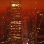 Βίντεο: Εικόνες «Αποκάλυψης» από το San Francisco - Ο ουρανός «βάφτηκε» κόκκινος