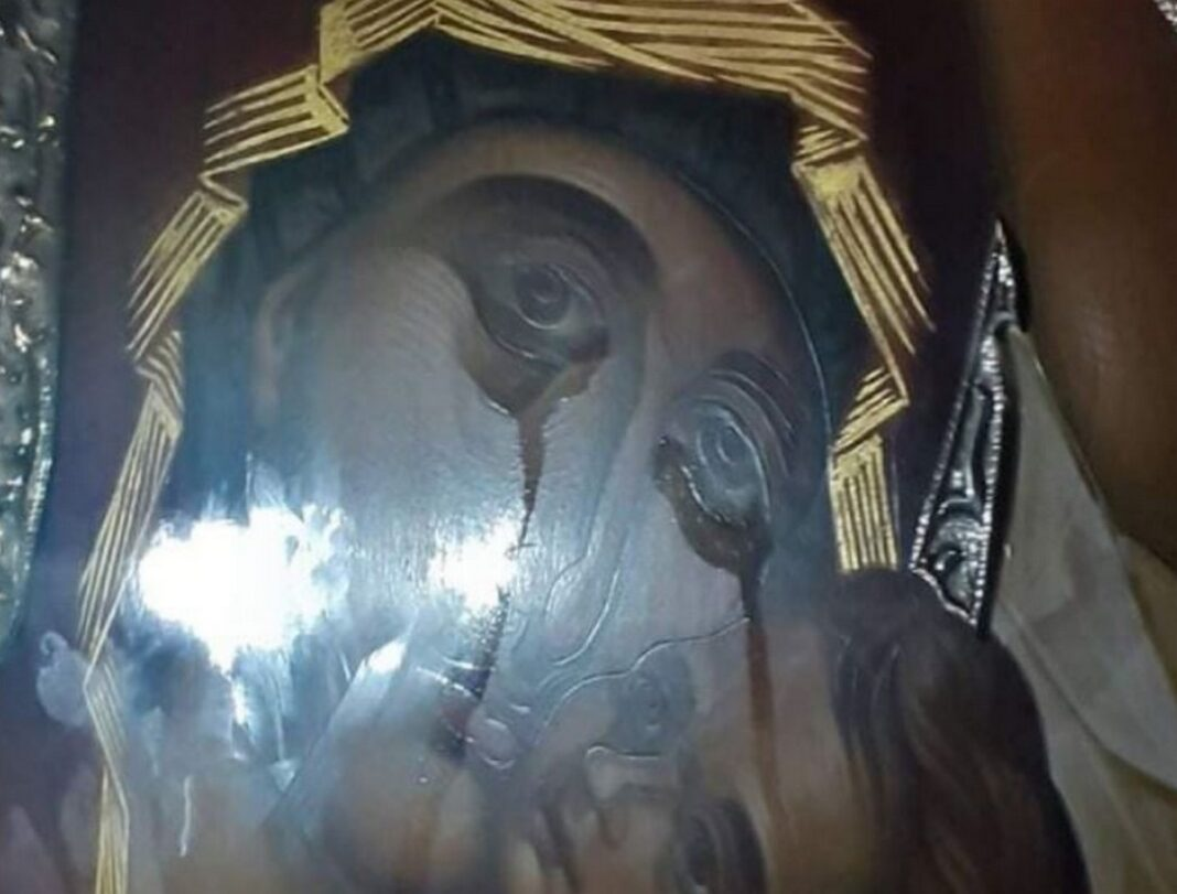 H Μητρόπολη Βύρωνος ανακοίνωσε επίσημα το θαύμα της Παναγίας