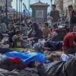 Η ΕΛ.ΑΣ ετοιμάζει επιχειρησιακά σχέδια -Φόβοι για κύμα ομαδικών εξεγέρσεων στους καταυλισμούς αλλοδαπών