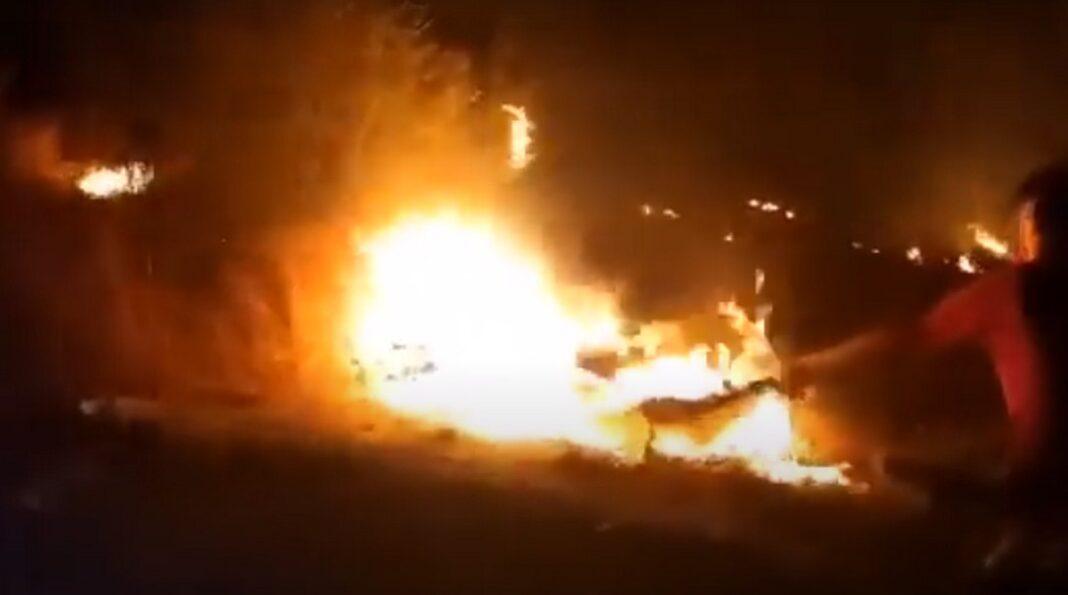 Βίντεο ντοκουμέντο στη δημοσιότητα: Έτσι έβαλαν φωτιά στη Μόρια