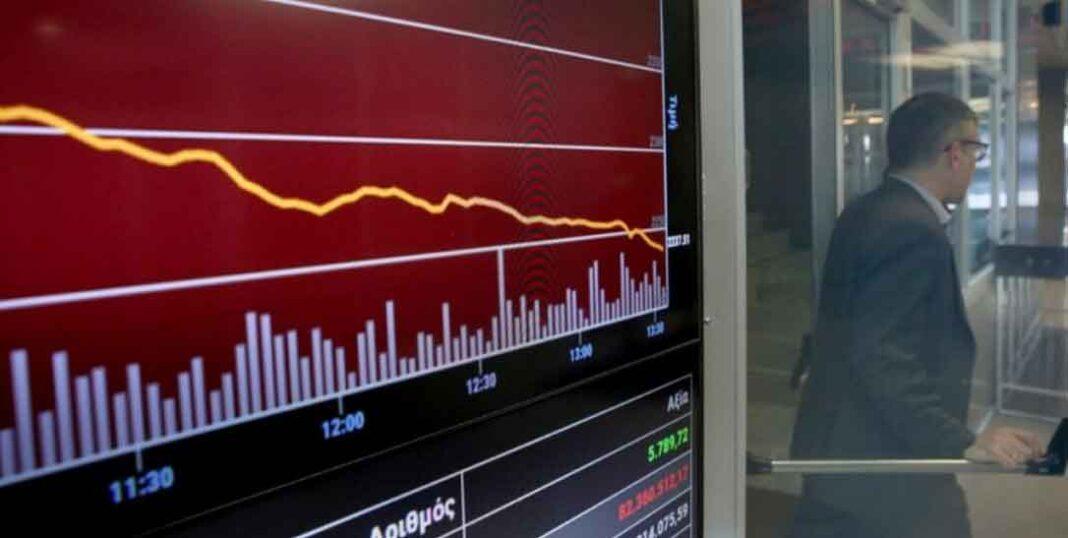 Ύφεση ρεκόρ στην ιστορία της χώρας ανακοίνωσε η ΕΛΣΤΑΤ