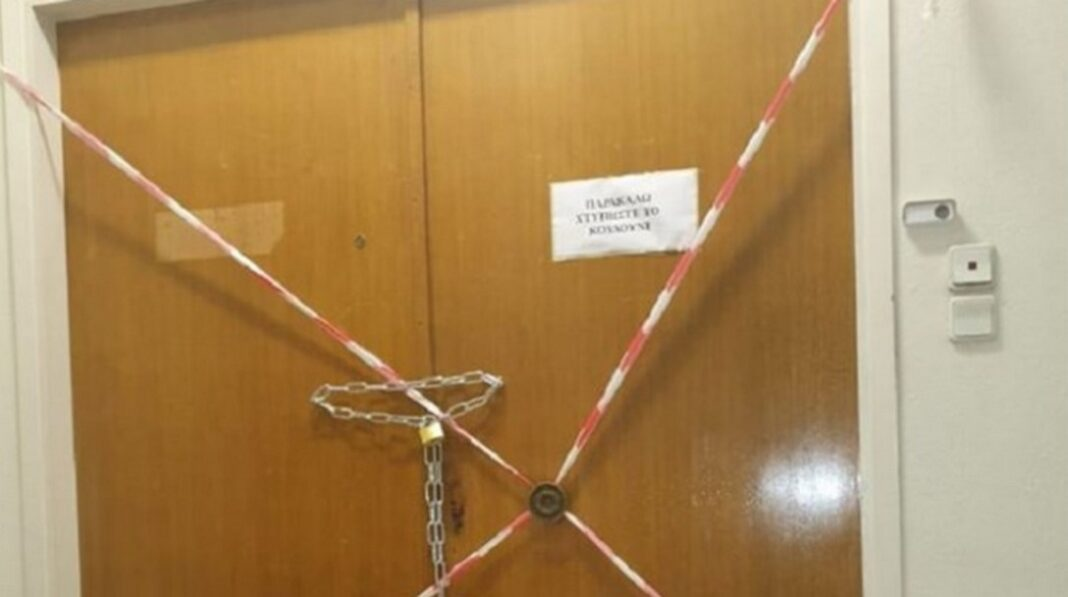 Σφραγίστηκαν τα γραφεία του Κασιδιάρη στον Δήμο Αθηναίων - ΦΩΤΟ