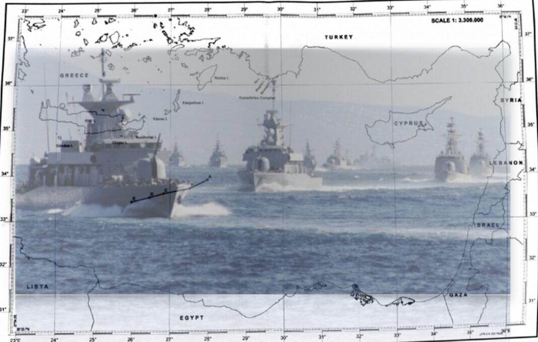 """Τίποτα δεν λέγεται τυχαία για τα 6 και 12 ναυτικά μίλια! Προετοιμασία για όσα """"μας ετοιμάζουν"""" στα ελληνοτουρκικά είναι"""