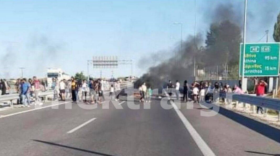 ΤΩΡΑ: Εξέγερση για τον θάνατο 18χρονου Ρομά - Σοβαρά επεισόδια σε Αττική και Πελοπόννησο