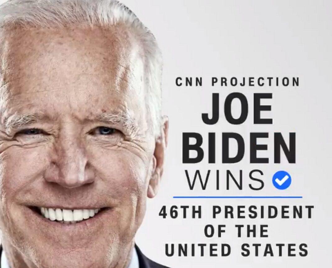 Αμερικανικές εκλογές: Ο Τζο Μπάιντεν είναι ο νέος πρόεδρος των ΗΠΑ
