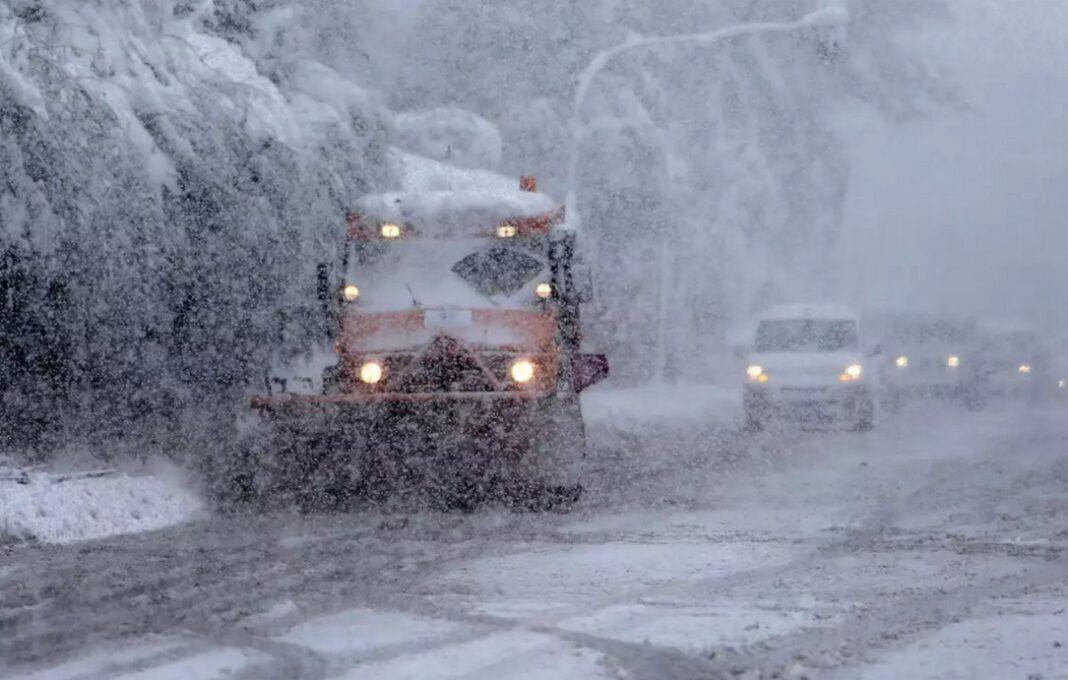 Καιρός - Προειδοποίηση Μαρουσάκη: Χιόνια στην Αττική και πολικές θερμοκρασίες υπό το μηδέν