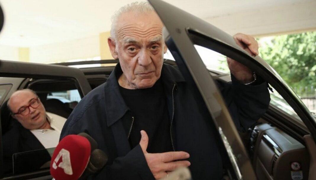 Σε κρίσιμη κατάσταση στο Λαϊκό ο Άκης Τσοχατζόπουλος