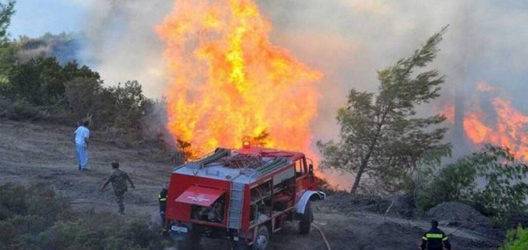 Προειδοποίηση Καλλιάνου:Αύριο έρχονται 8 μποφόρ- Εύχομαι να σβήσουν οι φωτιές στην Αττική